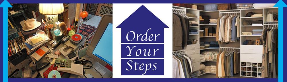 Order Your Steps